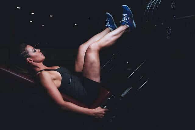 肌肥大訓練時,設定6-12RM